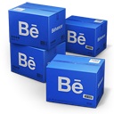 иконки Behance, Shipping, коробки, ящики, коробка,