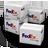 иконки FedEx, Shipping, коробка, ящики, ящик, коробки,
