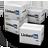 иконка Linkedin, Shipping, коробка, коробки, ящик, ящики,