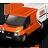 иконка TNT, машина, автомобиль, микроавтобус,