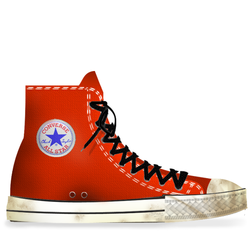 иконки  converse, кеды, обувь,