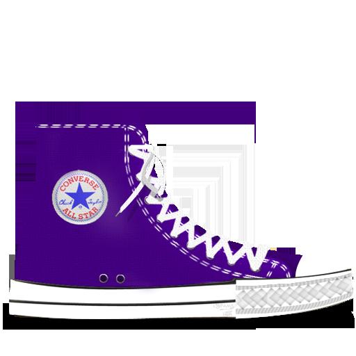 иконка converse, кеды, обувь,