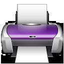 иконки printer, принтер,