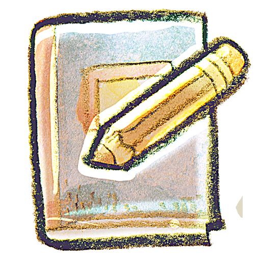 иконка book, книга, дневник,