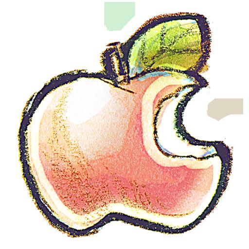 иконки Certain, Fruit, яблоко, фрукт, фрукты,