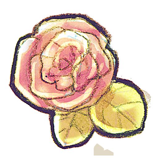 иконки flower, цветок,