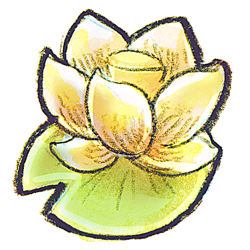 иконки Flower Lotus, лотос, цветок,