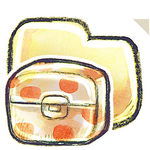 иконки Folder, Box, папка,