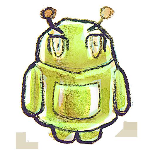 иконки GreenRobot, андроид, android,
