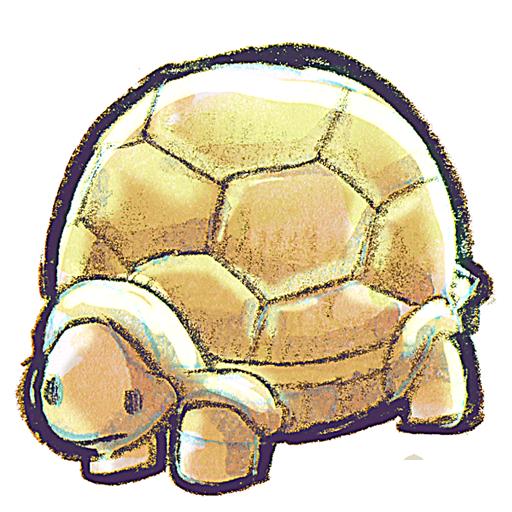 иконки Turtle, черепаха,