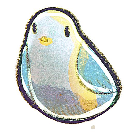 иконки Tweet, птица, птичка,