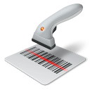 иконка barcode, штрих код,  сканер кода,