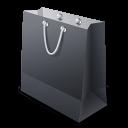 иконки shopping bag, сумка, покупки, шоппинг, пакет,