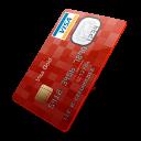 иконки  visa, виза, кредитка, кредитная карта,