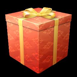 иконка gift, подарок, новый год,