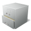 иконки file cabinet, файлы, архив,
