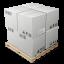 иконки shipping, коробка, ящики, склад,