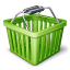 иконки shopping, basket,  корзина, корзина для покупок, шоппинг,