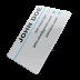 иконка contact info, визитка, контактная информация,