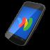 иконка google wallet, телефон, смартфон,