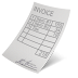 иконка invoice, накладная, счет фактура, квитанция,