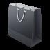 иконка shopping bag, сумка, покупки, шоппинг, пакет,