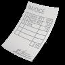 иконки invoice, накладная, счет фактура, квитанция,