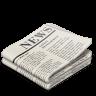 иконка news, новости,