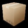 иконки packaging, коробка, ящик,