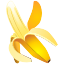иконки Banana, банан,