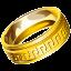 иконки Gold ring, золотое кольцо,