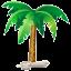 иконки Palm, пальма, дерево,