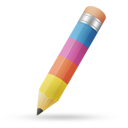 иконки pencil, карандаш,