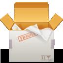 иконки  delivery, коробка, ящик,