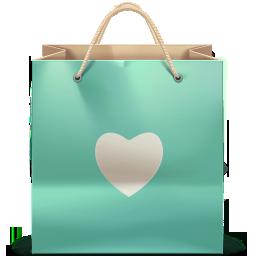 иконка bag, сумка, бумажный пакет, покупки,