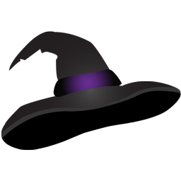 иконка witch hat, шляпа ведьмы, хэллоуин, halloween, хеллоуин,