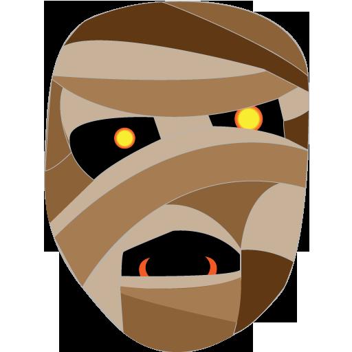 иконка mummy, мумия,