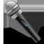 иконка microphone, микрофон,