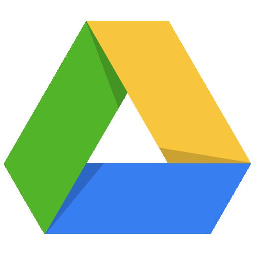 иконки drive, google drive, гугл диск,