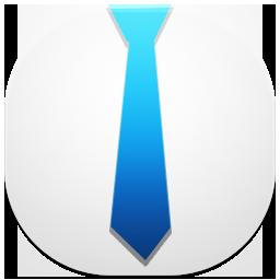 иконки profile, профиль, галстук,