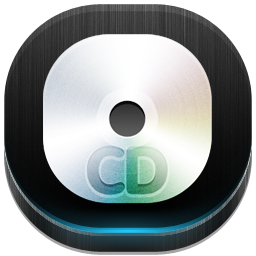 иконка CD Drive, дисковод,