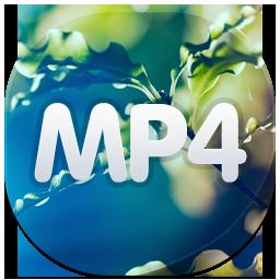 иконки mp4, файл, формат, видео,