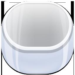 иконки recycle bin, корзина, мусор, пустая корзина,