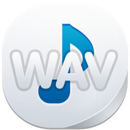 иконки wav, формат,