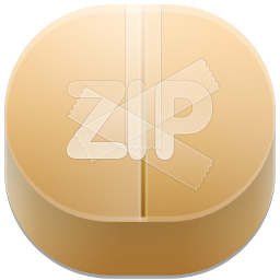 иконка ZIP, архив,