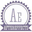иконки aftereffects, after effects,