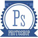 иконка photoshop, фотошоп, adobe,