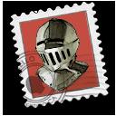 иконка Mail, марка,