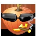иконки  Cool, крутой, тыква, halloween, хэллоуин,