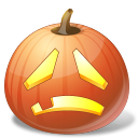 иконки Sad, грустно, грустный, тыква, halloween, хэллоуин,